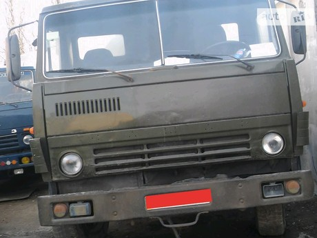 КамАЗ 5511 1991