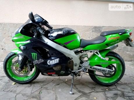 Kawasaki ZX 9R