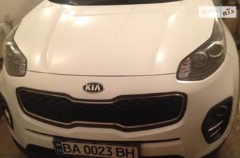 Kia Sportage 2.0 AT (166 л.с.) 4WD 2016