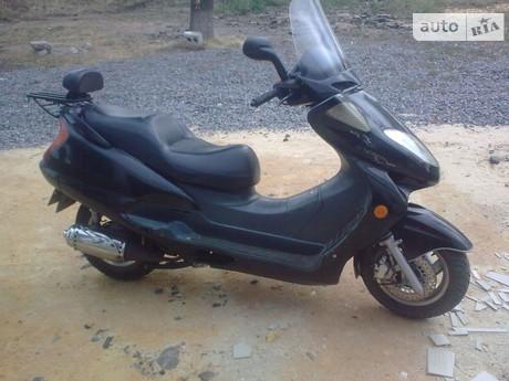 Kinroad XT 2006