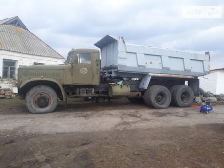 КрАЗ 256 1981