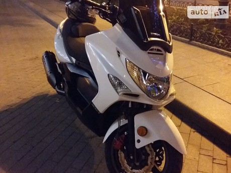 Kymco Xciting 2010