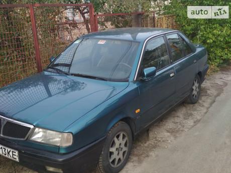 Lancia Dedra 1991