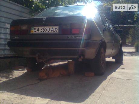 Lancia Prisma 1987