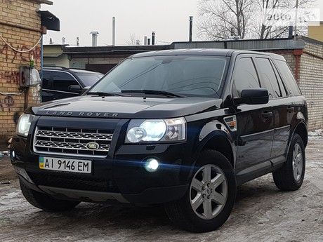 Land Rover Freelander 2 3.2 AT (233 л.с.) 2008
