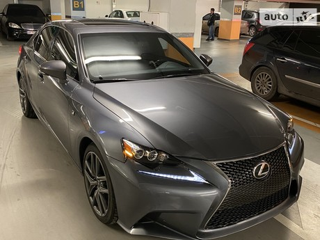 Lexus IS 200 2016