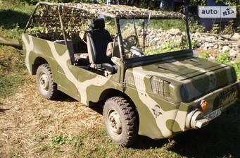 ЛуАЗ 967 1989