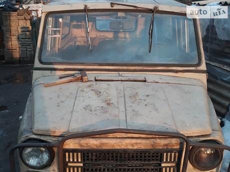 ЛуАЗ 969 Волинь 1993