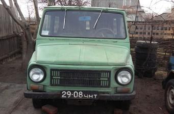ЛуАЗ 969 Волынь  1981