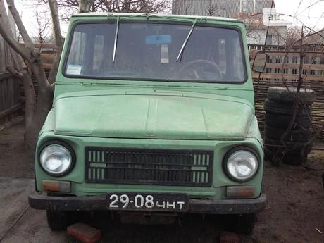 ЛуАЗ 969 Волинь 1981