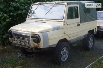 ЛуАЗ 969 Волынь  1983
