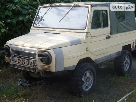 ЛуАЗ 969 Волинь 1983
