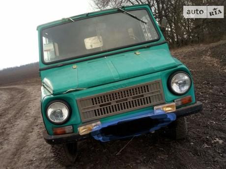 ЛуАЗ 969 Волинь 1987