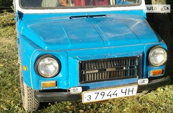 ЛуАЗ 969 Волынь  1980