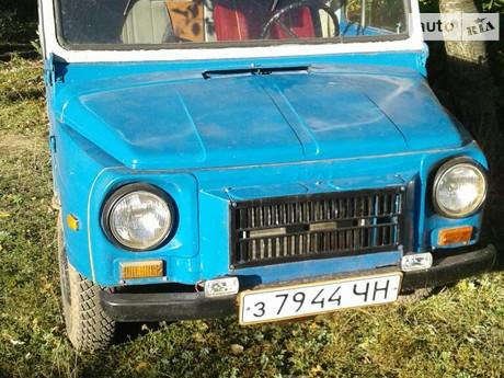 ЛуАЗ 969 Волинь 1980