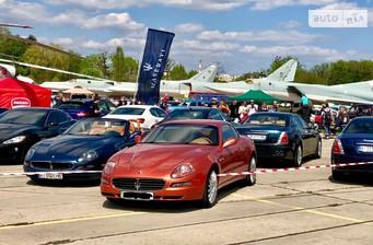 Maserati Coupe 2005