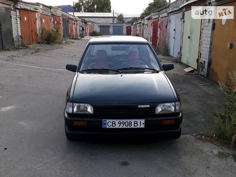 Mazda 121 1988