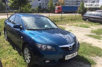 Mazda 3 1.6 (104 л.с.) MT 2007