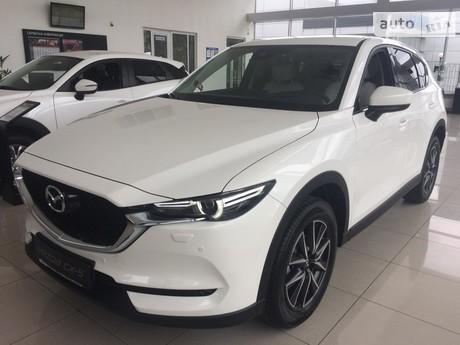 Mazda CX-5 2.0 AT (150 л.с.) 4WD 2018