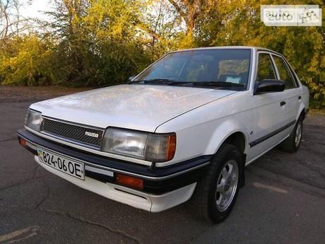 Mazda Familia 1987