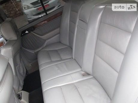 Mercedes-Benz 200 1993