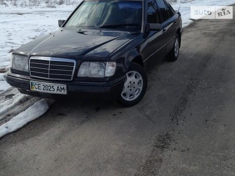 Mercedes-Benz 250 1992