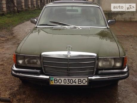 Mercedes-Benz 280 1978