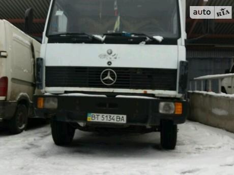 Mercedes-Benz 814 груз. 1993
