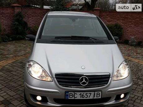 Mercedes-Benz A 150 2007