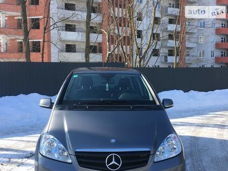 Mercedes-Benz A 160 2011