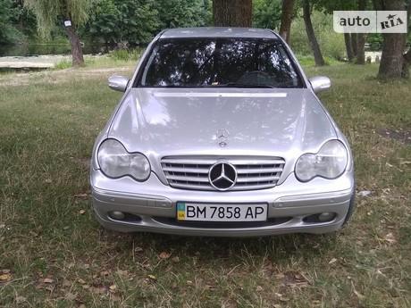 Mercedes-Benz C 240 2003