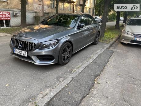 Mercedes-Benz C 43 AMG 2017