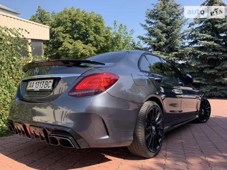 Mercedes-Benz C 450 2016