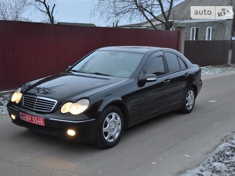 Mercedes-Benz CL 180 2001