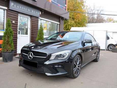 Mercedes-Benz CLA 200 2013