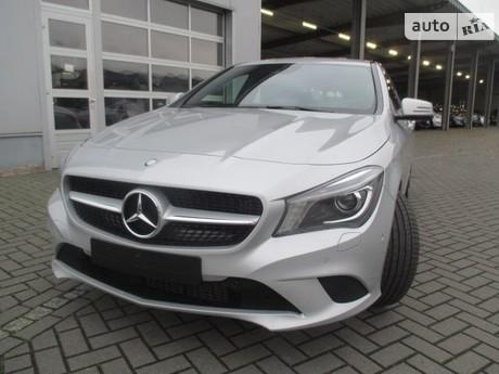 Mercedes-Benz CLA-Class 200 AT (156 л.с.) 2015