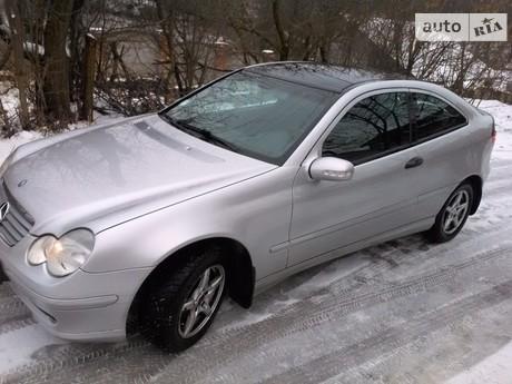 Mercedes-Benz CLC 200 2003