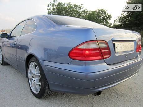 Mercedes-Benz CLK 200 2006