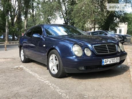 Mercedes-Benz CLK 200 1997