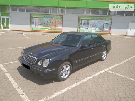 Mercedes-Benz E 280 2000