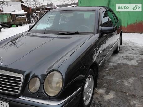 Mercedes-Benz E-Class 1997