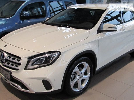 Mercedes-Benz GLA-Class 2018