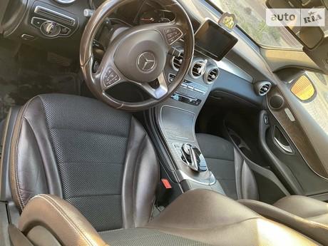 Mercedes-Benz GLC 220 2017