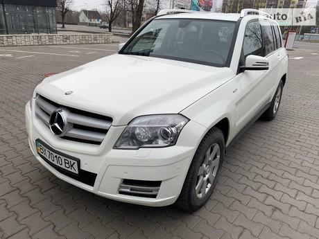 Mercedes-Benz GLK 220 2011
