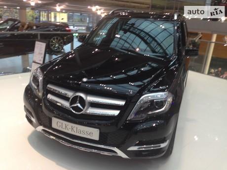 Mercedes-Benz GLK 220 2015