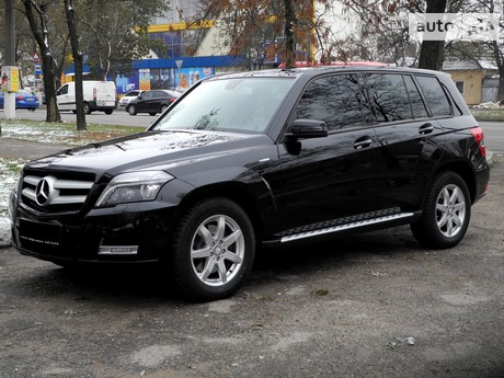 Mercedes-Benz GLK 350 2012