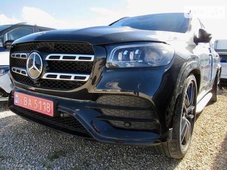 Mercedes-Benz GLS 400 2020