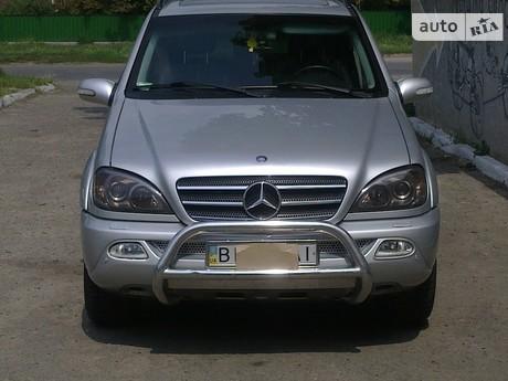 Mercedes-Benz ML-Class 2003