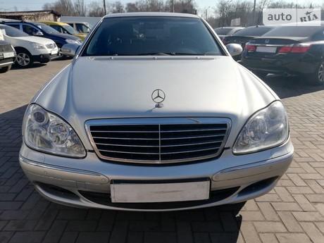 Mercedes-Benz S 350 2004