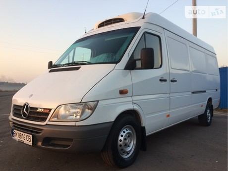 Mercedes-Benz Sprinter 311 груз. 2005